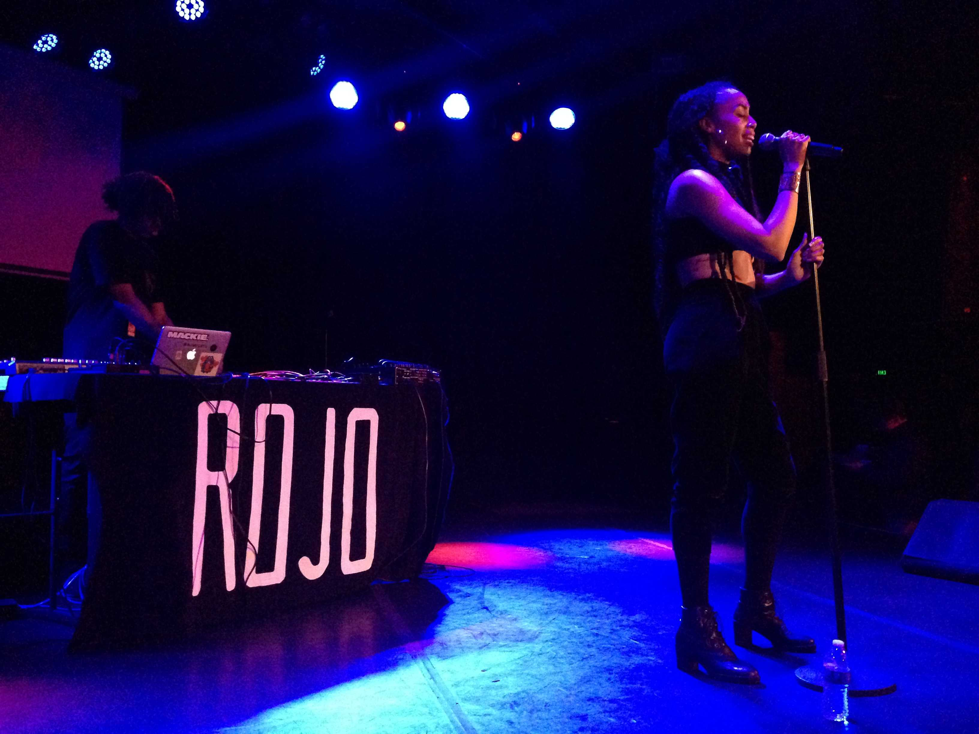 Rochelle+Jordan+opened+up+for+Sweater+Beats+at+the+Roxy+Saturday+night+as+her+eloquent+and+smooth+R%26B+tunes+pumped+the+crowd+up+for+the+main+act.+Photo+credit%3A+Vincent+Nguyen
