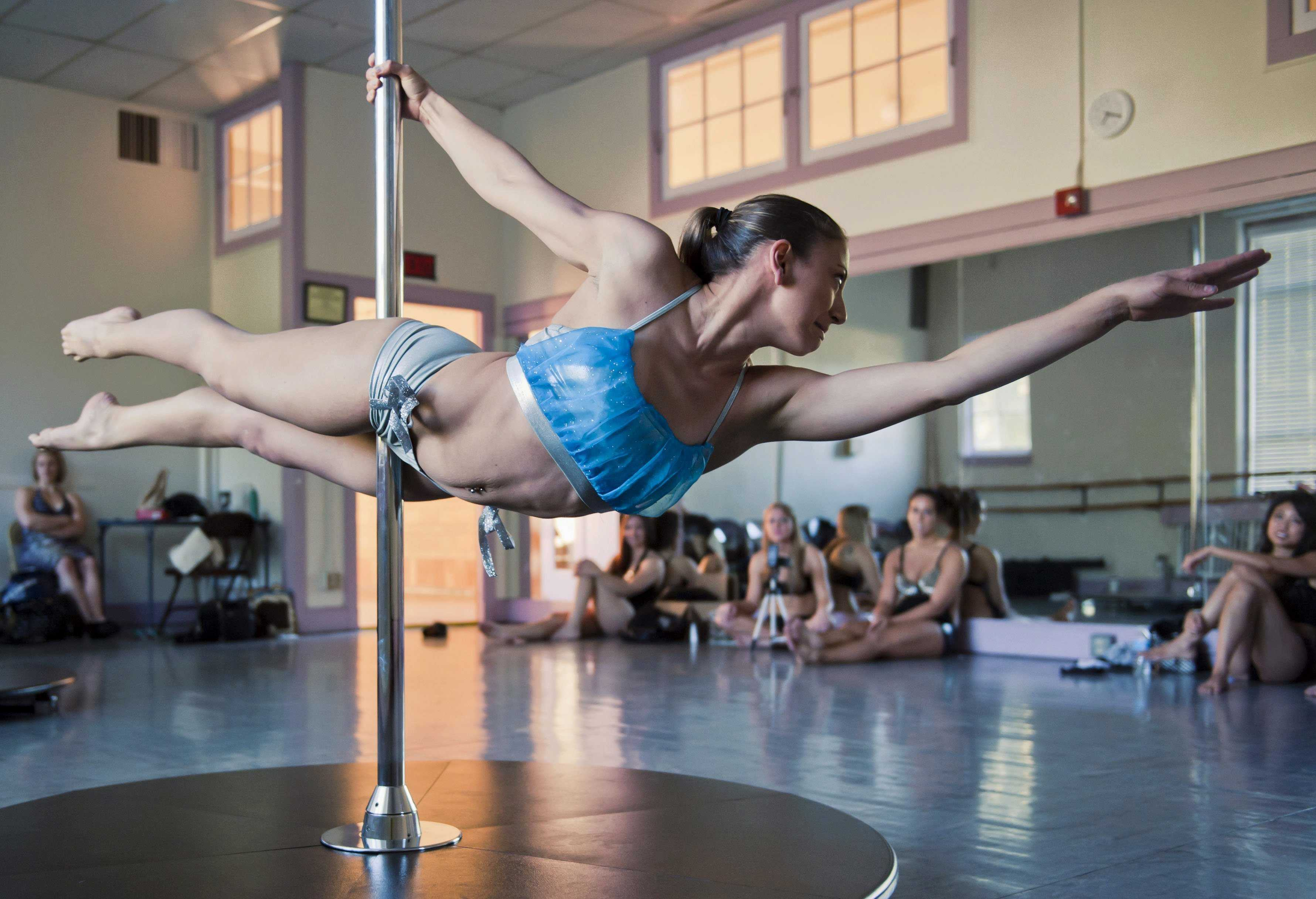Fitness Fridays: the benefits of pole dancing