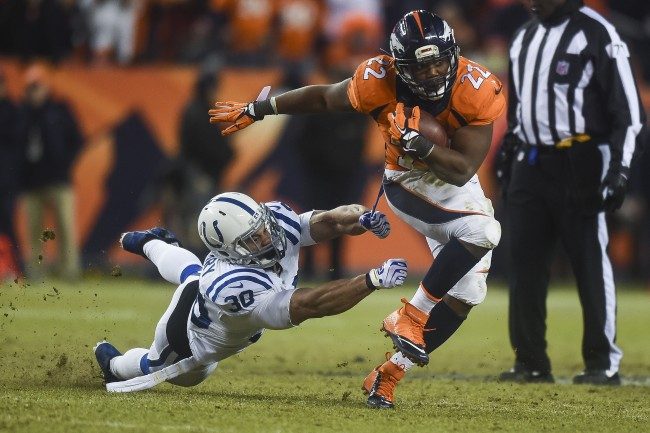 SPORTS FBN-COLTS-BRONCOS 12 GT