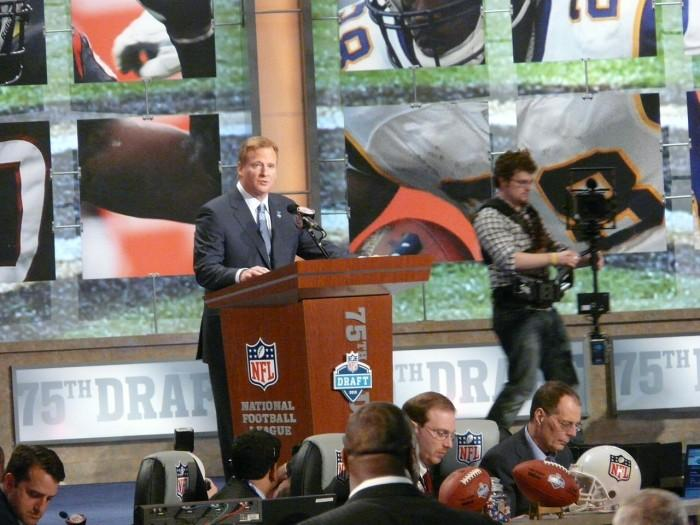 On the Clock: NFL Draft Day Predictions