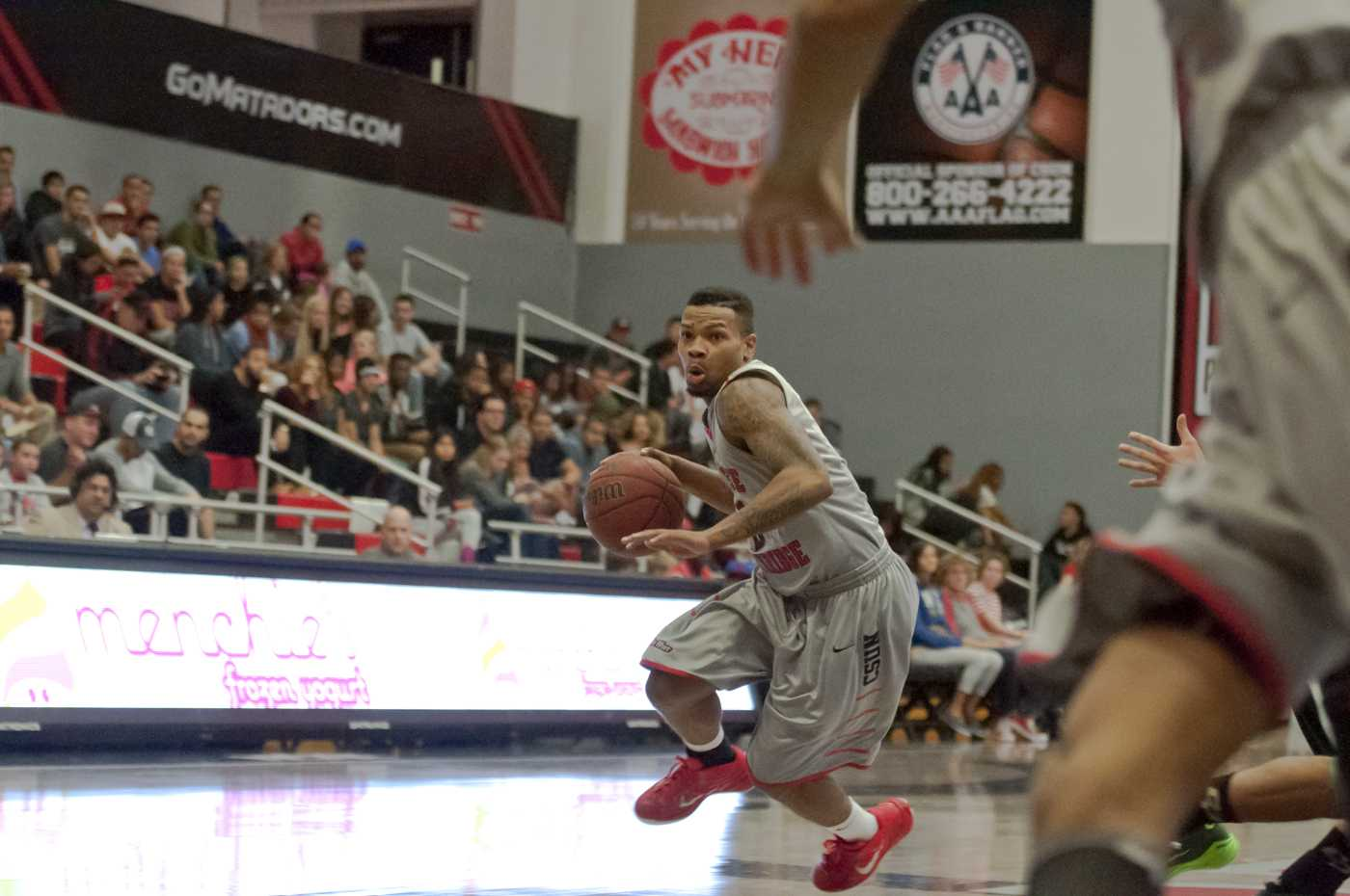 Breaking: Freshman guard Taelin Webb will transfer from CSUN