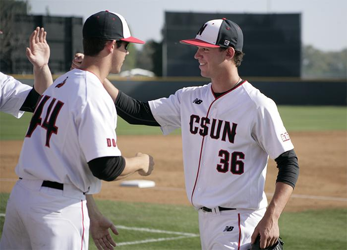 Baseball: Late game heroics fuel six-run eighth inning as CSUN beats BYU  10-8