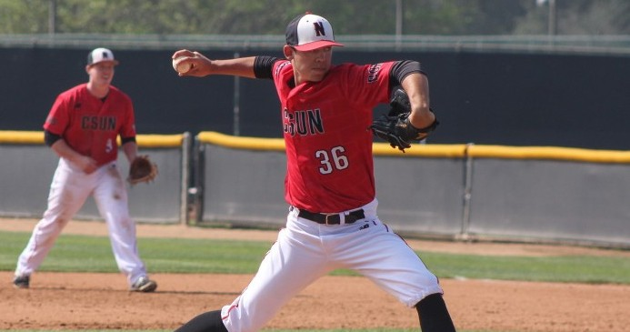 Baseball: CSUN Rally Comes Up Short In 3-2 Defeat Of Long Beach