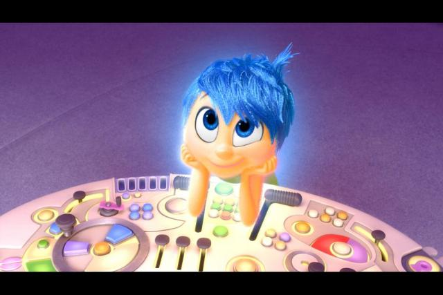 "An ""Inside Out"" look at Pixar animation"