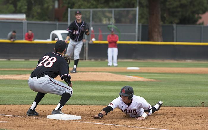 ICYMI: Photos from CSUN baseball's 6-2 win against San Diego State