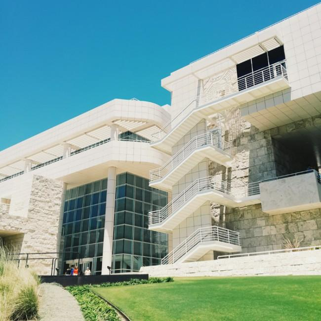 Getty Museum (Cladellain Kae David / Photo Editor)