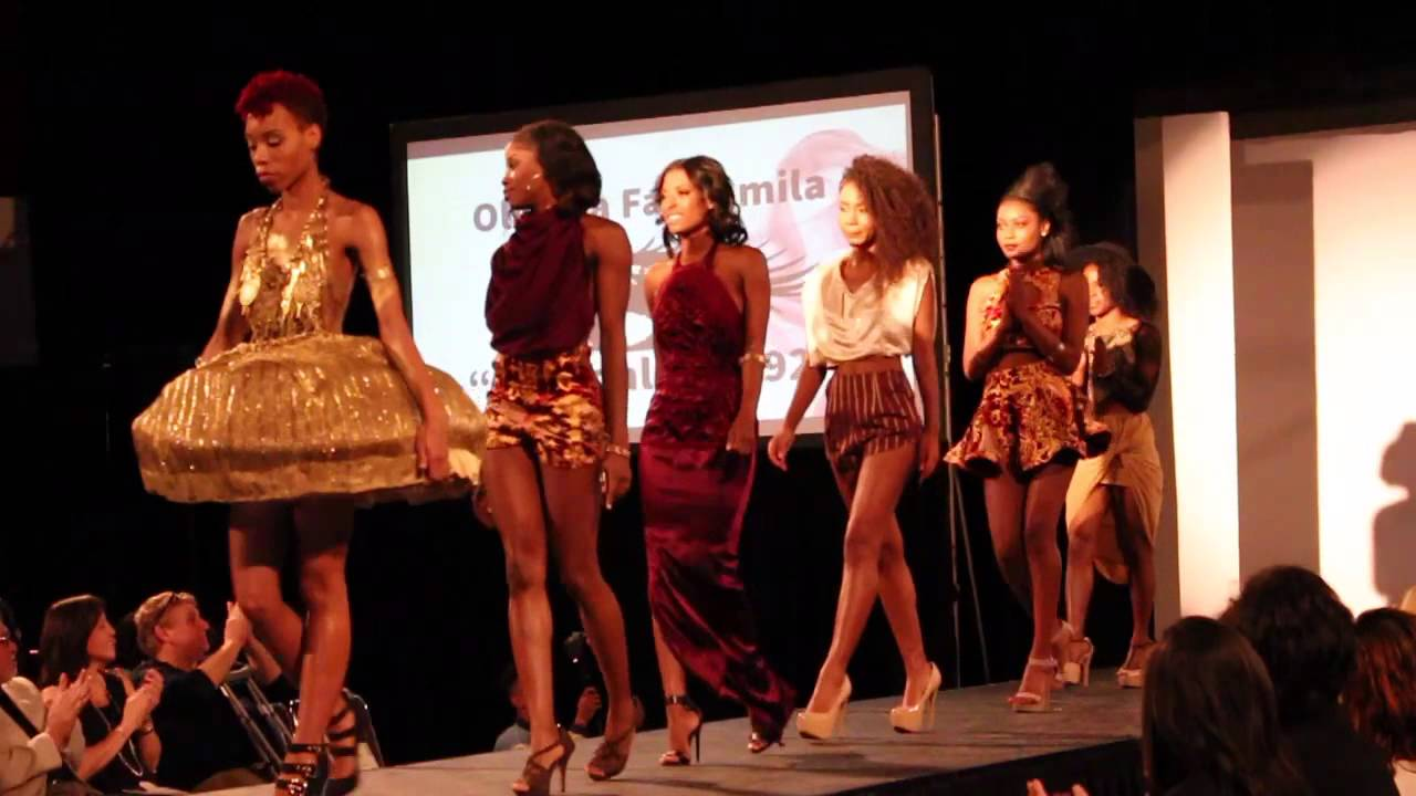 TRENDS Fashion Show - Through the Eyes of the Designer