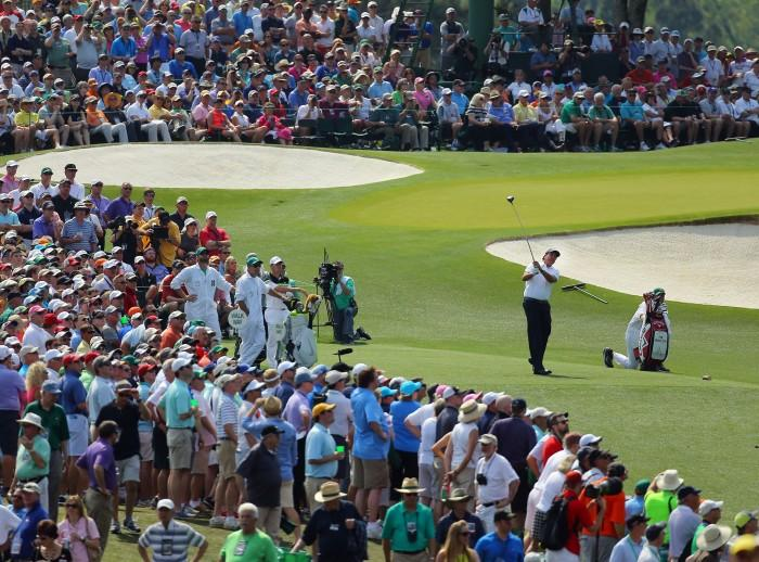 The 2015 Masters: Spieth leads Opening Round, nearly breaks Masters record