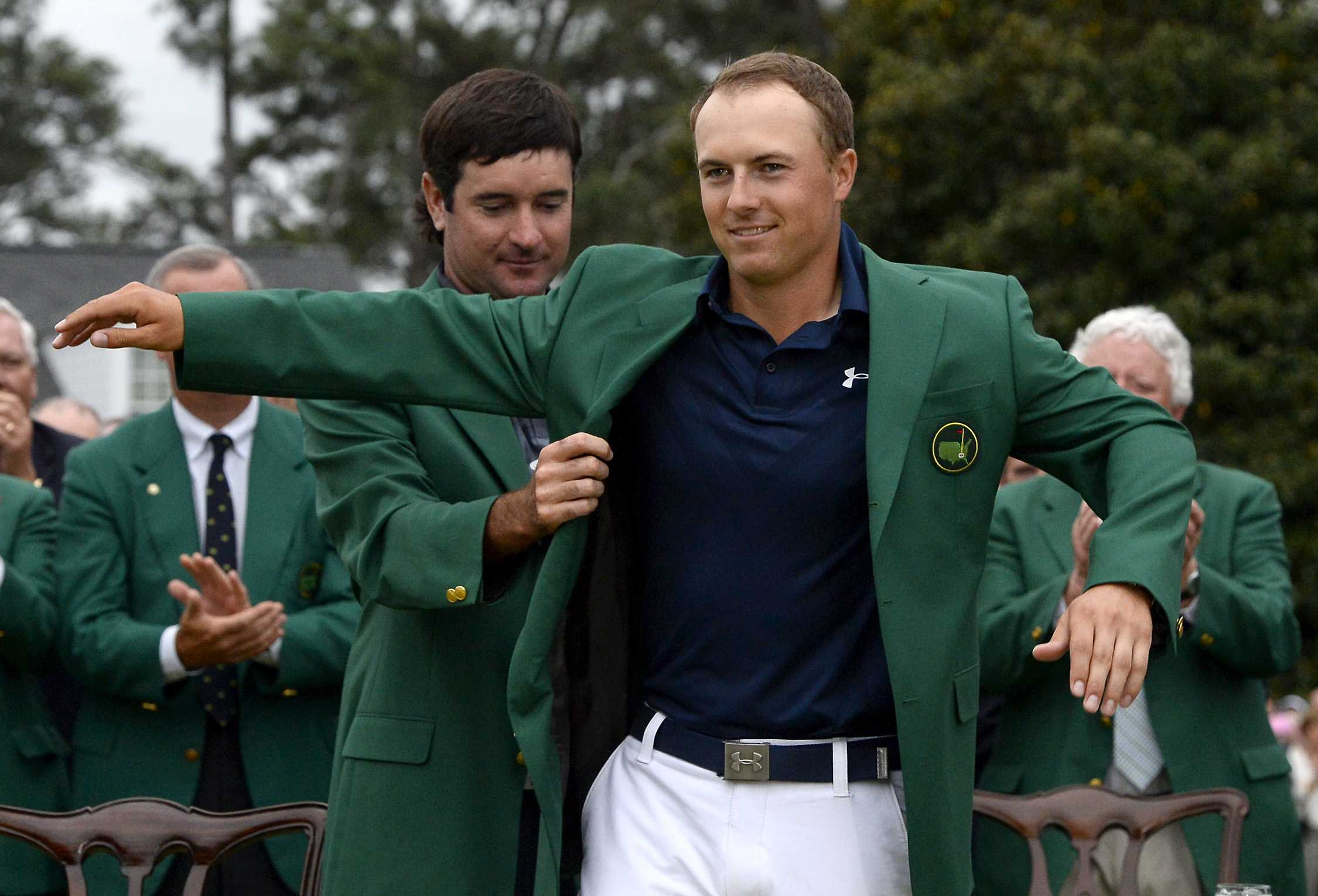 Masters 2015: Jordan Spieth wins Masters in record fashion