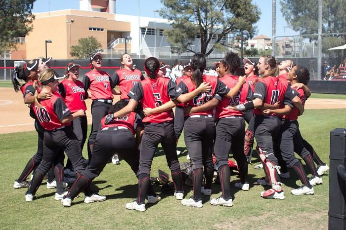 Softball: How CSUN can top No. 7 UCLA in NCAA first round