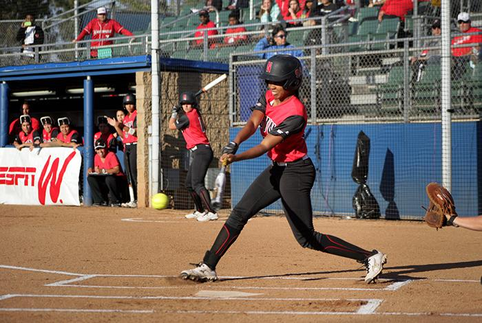 Sophomore+Center+fielder+Taylor+Glover+led+the+Matadors+with+two+RBIs+in+their+5-2+win+over+LMU.+%28File+Photo+%2F+The+Sundial%29