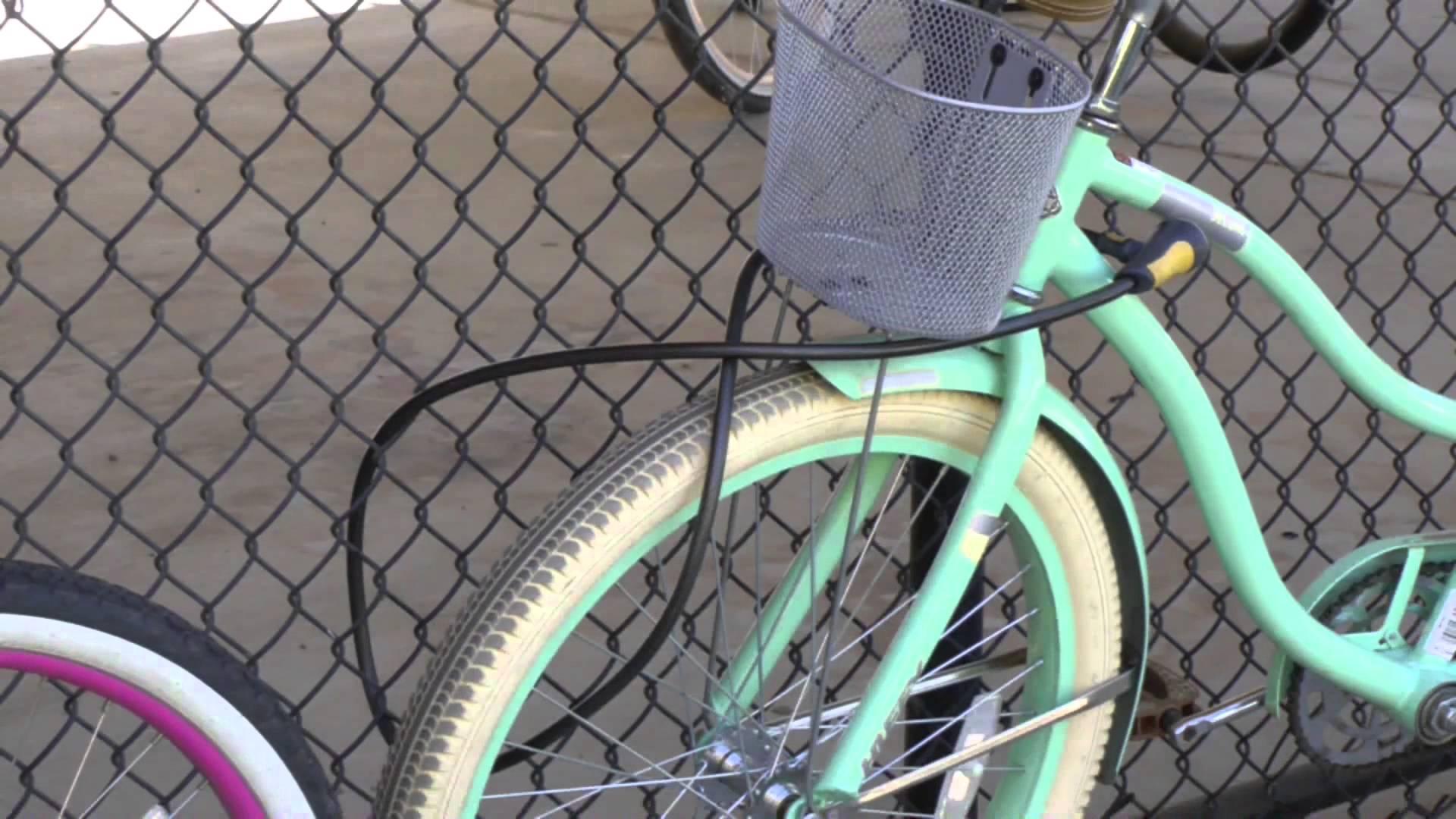 Bike Thefts at CSUN