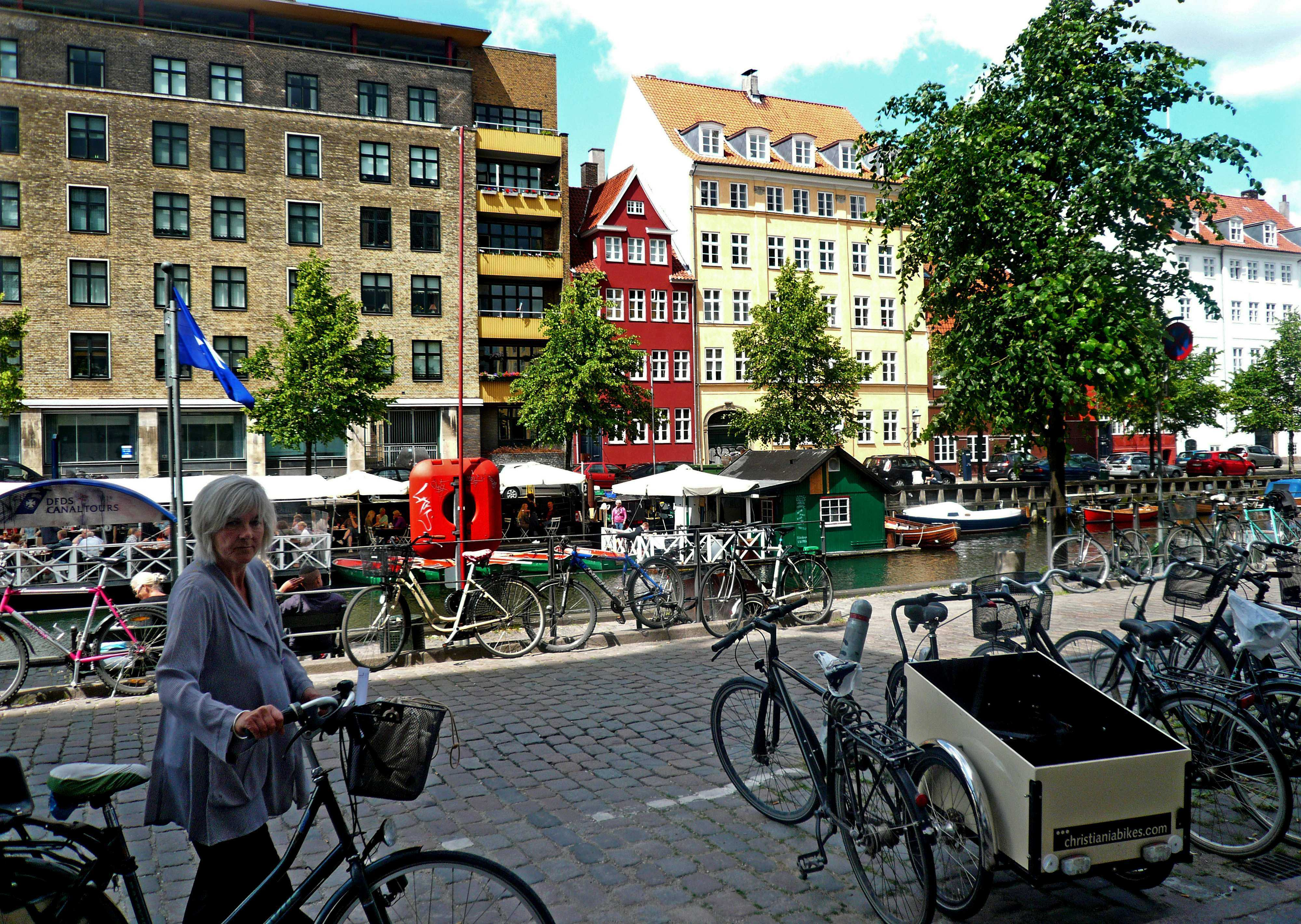 Bikes+line+the+canals+in+the+Christianshavn+neighborhood+in+Copenhagen%2C+Denmark.+%28Betty+Hallock%2FLos+Angeles+Times%2FMCT%29.+Photo+Courtesy+of+MCT.