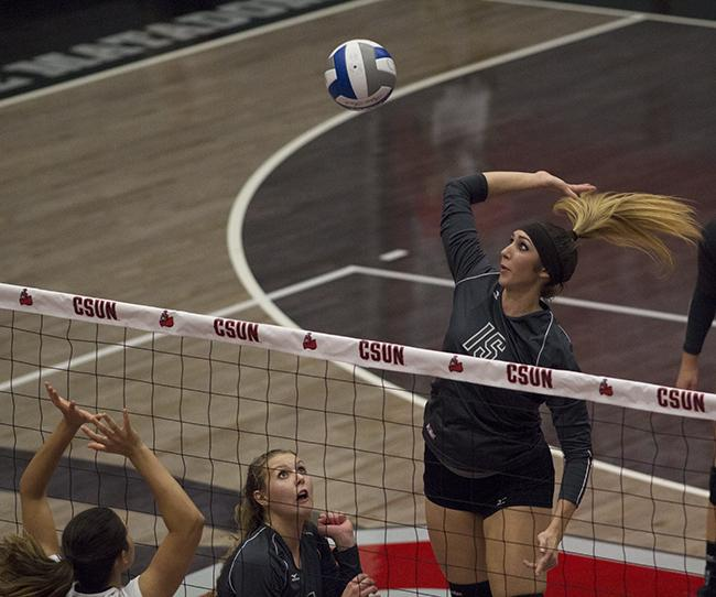 CSUN sports are back in gear this week with several games and meets. Photo credit: File Photo/The Sundial