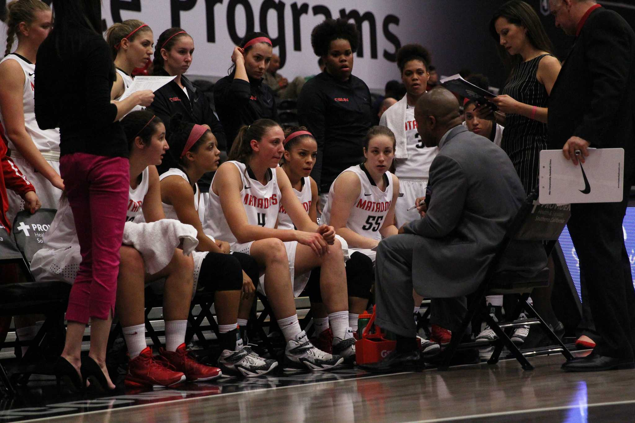 Although the men's and women's basketball programs are going through significant changes, they face tough challenges in their non-conference games this season. Photo credit: File Photo/The Sundial