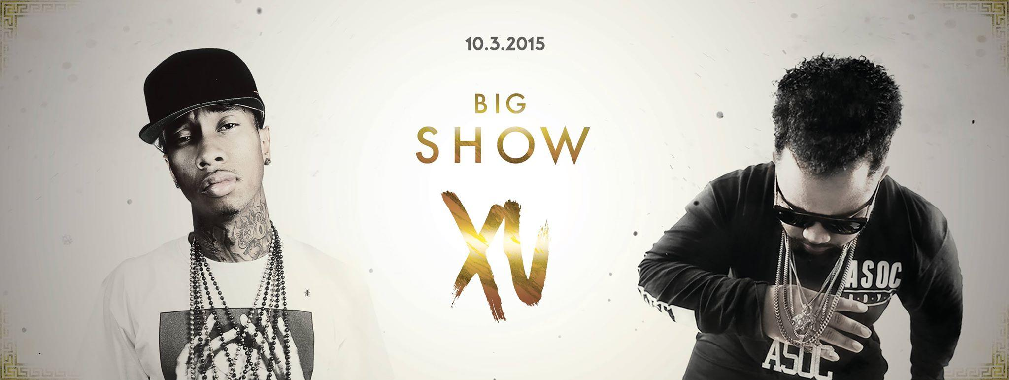 Poster for Big Show.