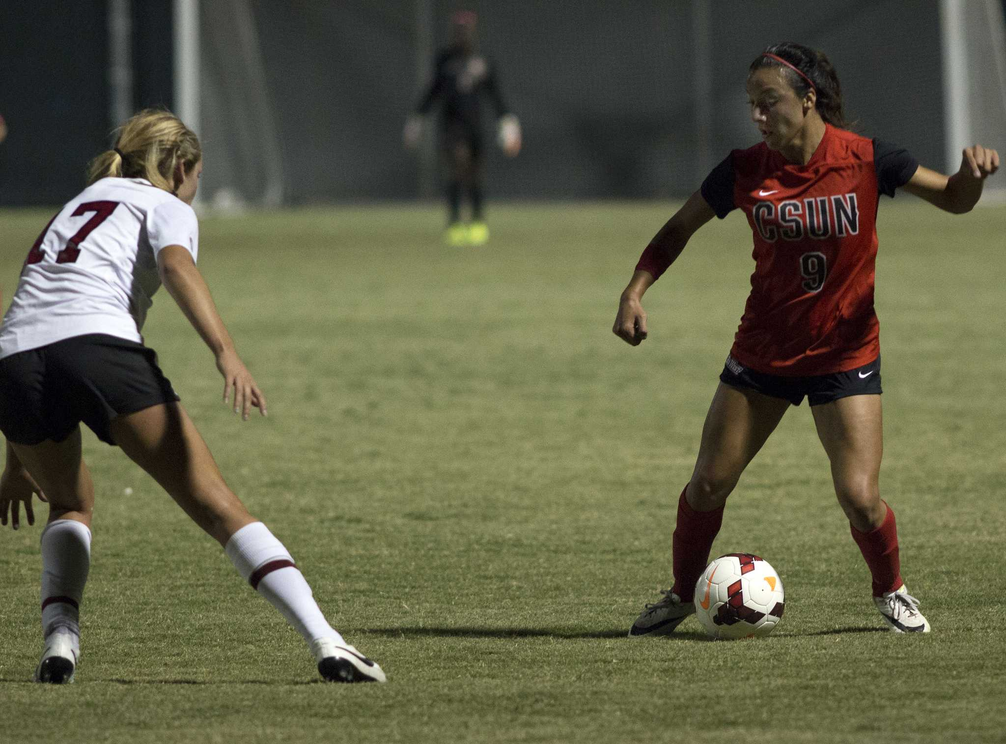 Women's soccer: Sanchez's late-game heroics help her garner weekly honors