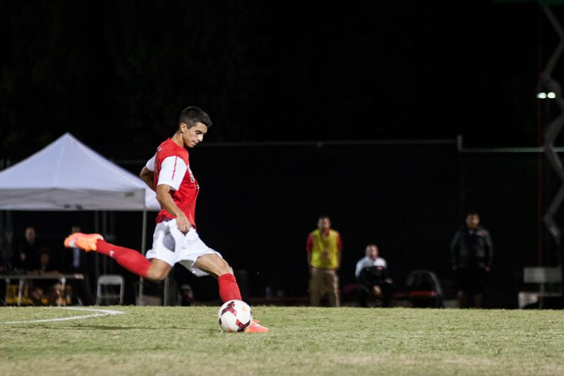 CSUN men's soccer, women's soccer, women's volleyball, and cross country continue non-conference play this week. Photo credit: File Photo/The Sundial
