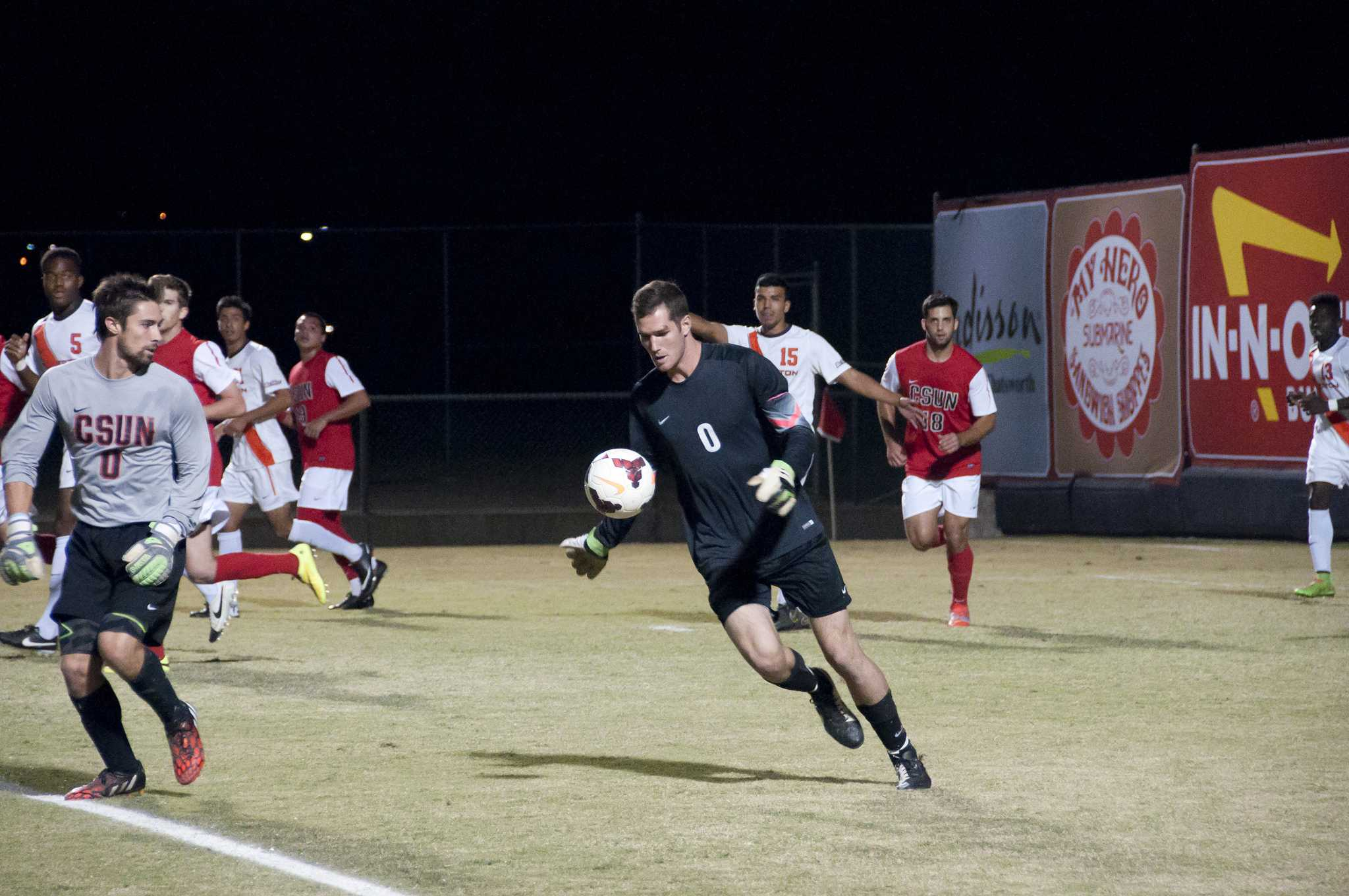 Men's soccer: Adam Hobbs wins Big West Defensive Player of the Week