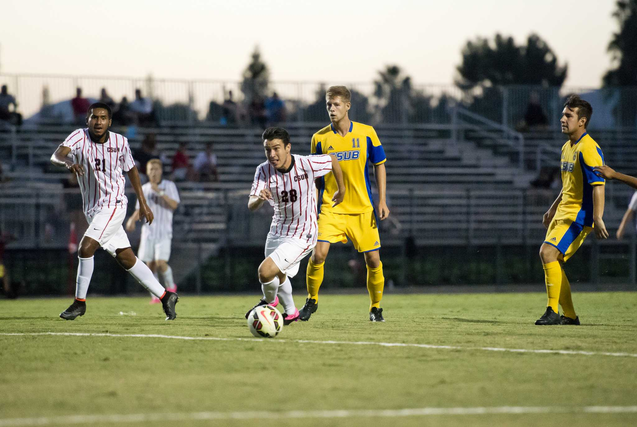 Taking the temperature: where men's soccer stands before conference play