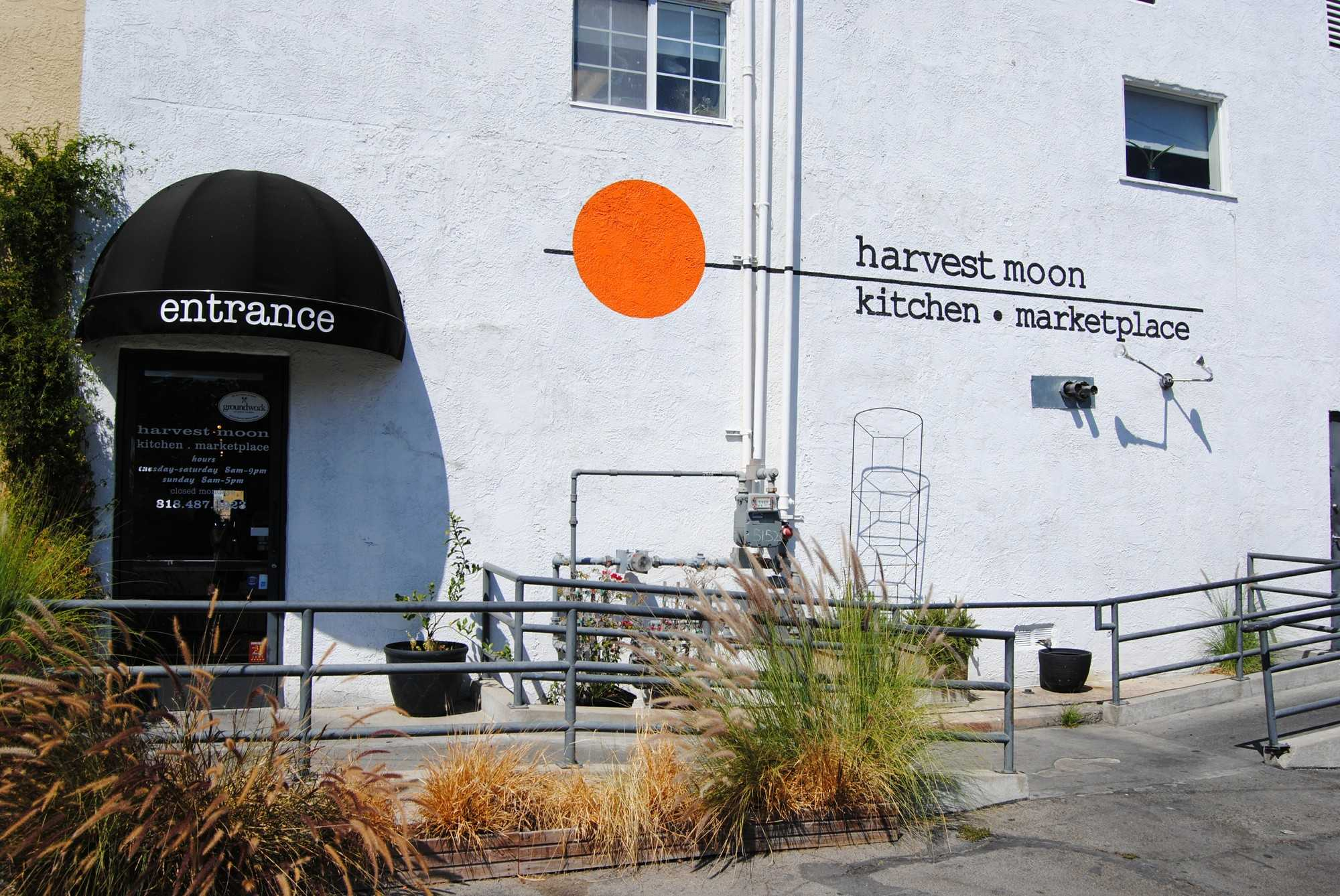 Photo of entrance of Harvest Moon Kitchen Marketplace   Myh Lindstrom