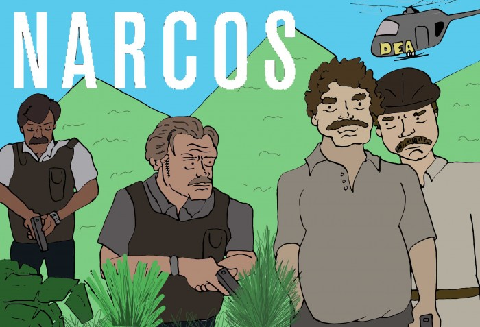 New show 'Narcos' depicts Pablo Escobar's infamous history