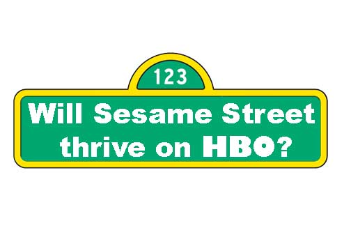 Sesame Street joins HBO