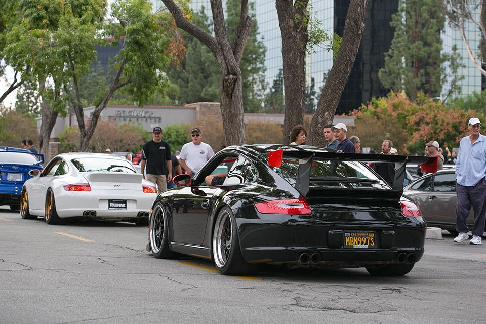 Modded Porsches