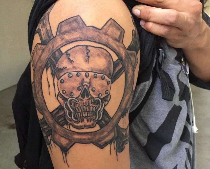 Tattoo Tuesdays: CSUN student receives first tattoo