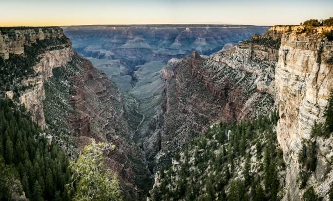 A Canyon so Grand