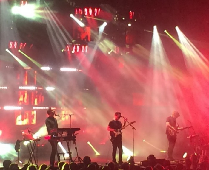 Review: Electronica vibes animate Alt-J's Hollywood Bowl performance