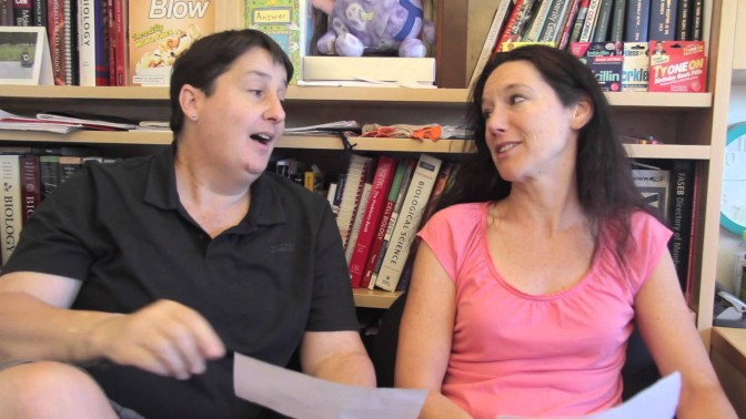 CSUN Rate My Professor Dr. Mary-Pat Stein and Dr. Cindy Malone PART 1