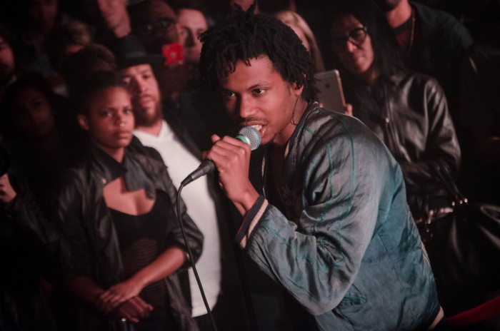 Captured: Raury
