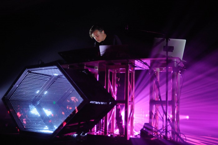 Flume+performed+at+the+Mayan+on+Nov.+12+as+part+of+the+30+Days+in+L.A.+presented+by+Red+Bull+Sound+Select.+
