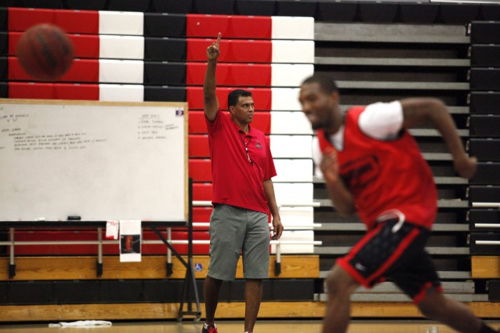 Reggie Theus has recruited a myriad of players from high schools, community colleges and