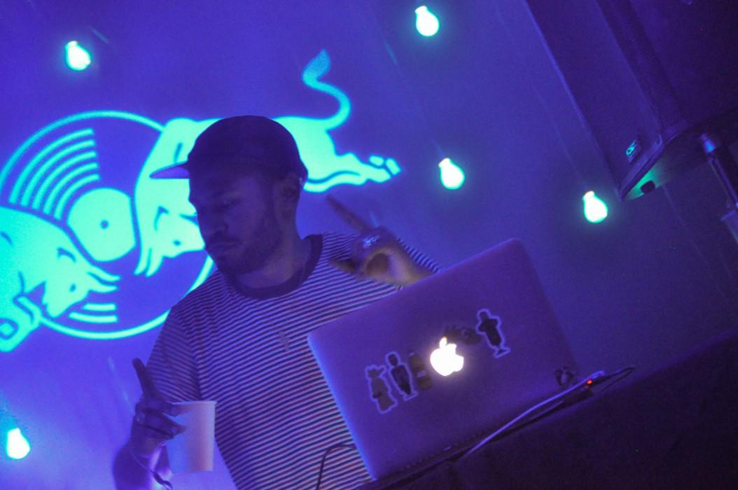 Kaytranada performed at the Echolplex on Nov. 22