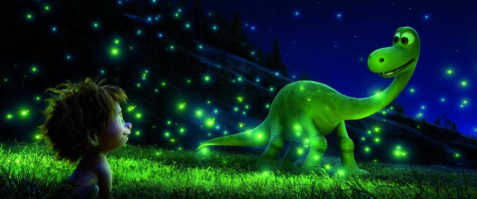 "Pixar provides nostalgia in ""The Good Dinosaur"""