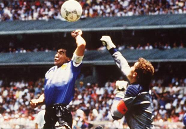 This is the Story: Maradona's Hand of God
