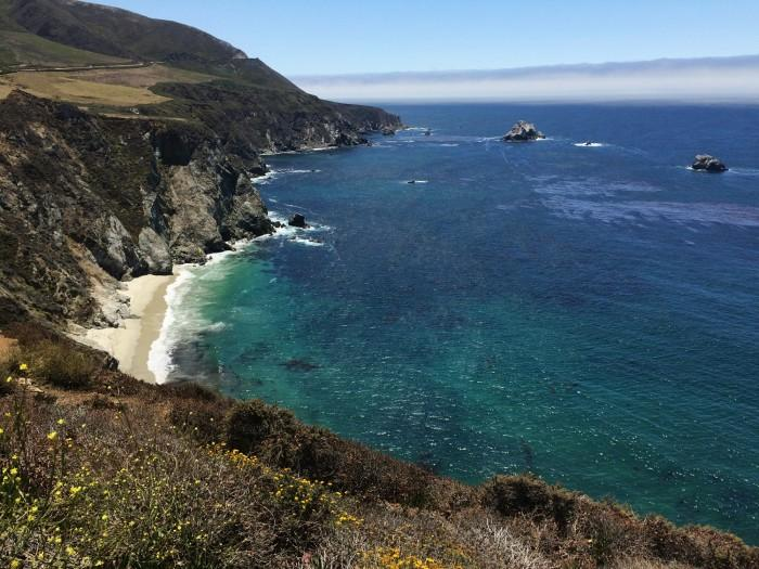 Big+Sur+is+known+for+its+blue+water+and+green+scenery%2C+making+it+an+ideal+destination+for+camping.+Photo+credit%3A+Michelle+Moran