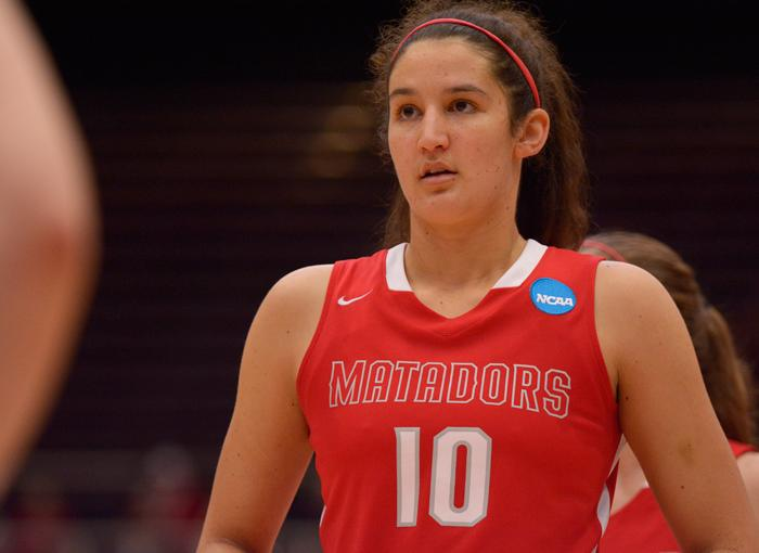 Tessa Boagni ready for an increased role this season