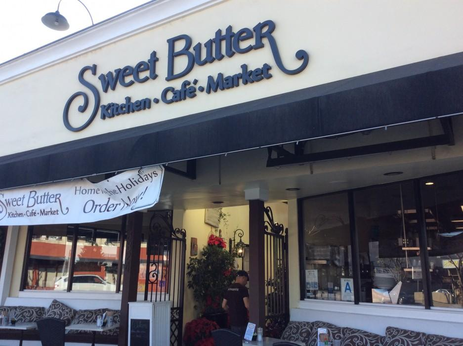 A delightful Sweet Butter Kitchen