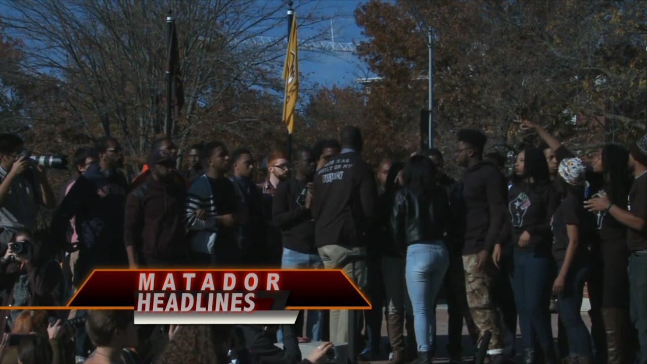 Missouri students are refusing to talk to mainstream news media