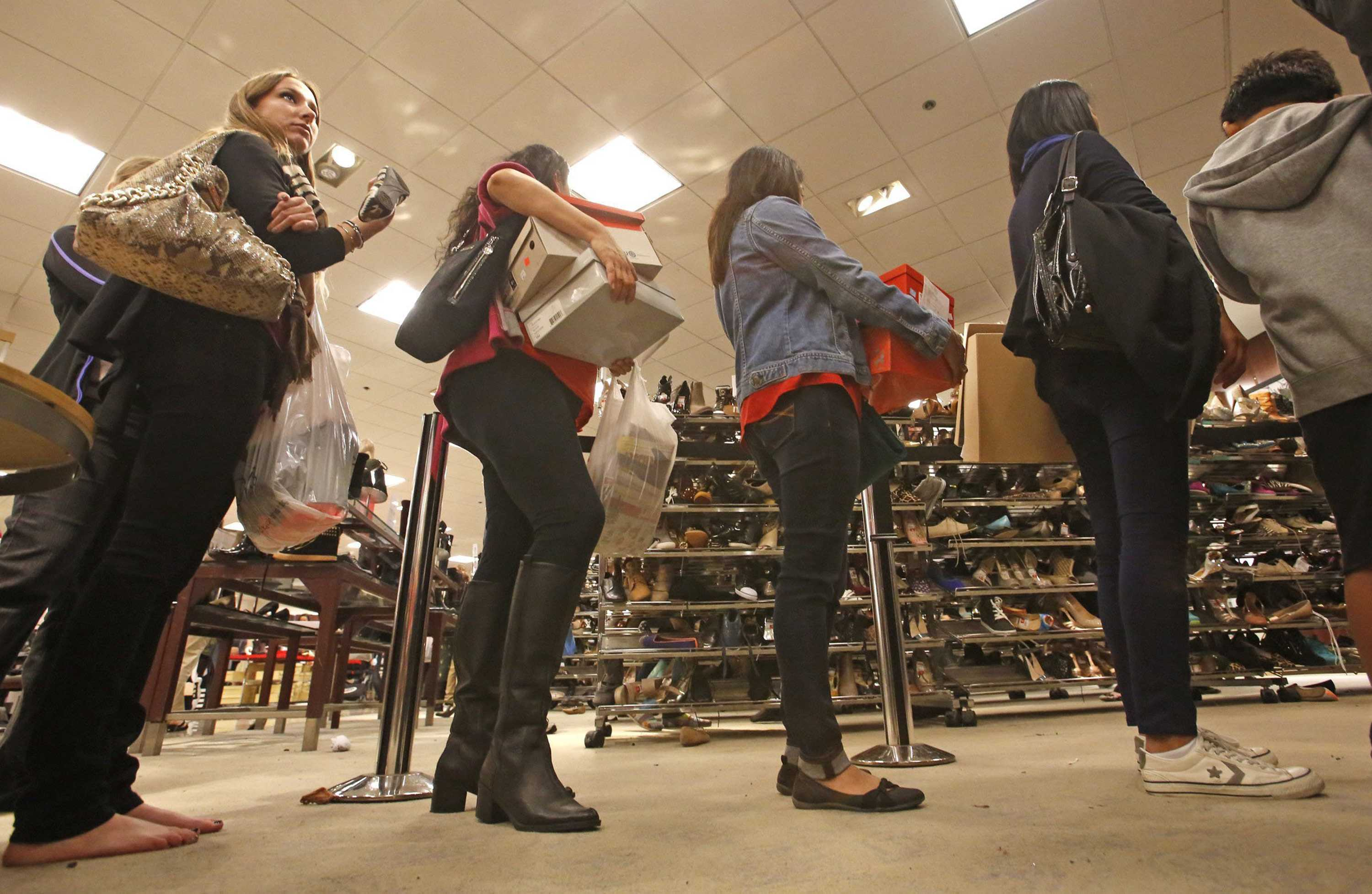 Students recount Black Friday Weekend