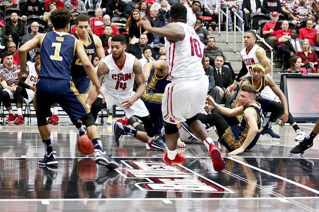 CSUN looks to rebound against Hawaii