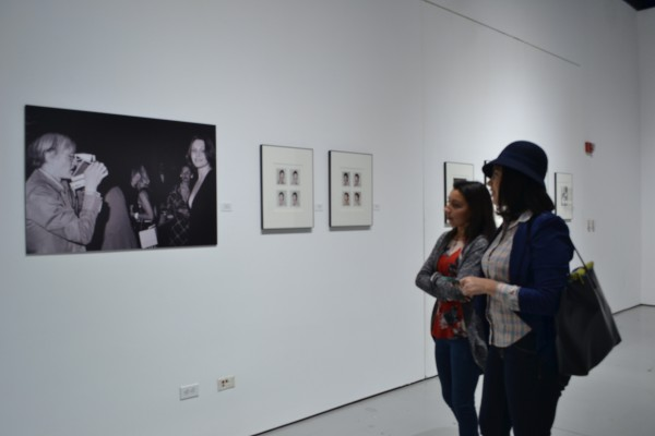 Classic Warhols grace CSUN's art gallery