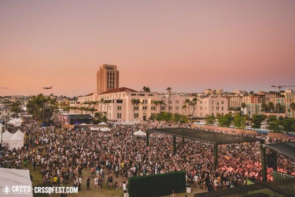 CRSSD Festival Preview, Playlist