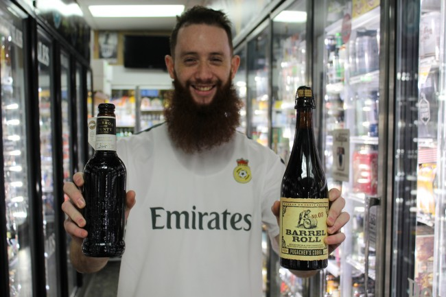 Moe Salamh, Craft beer Kings' chief operating officer, promises a wide variety of brews. (James Fike /The Sundial)