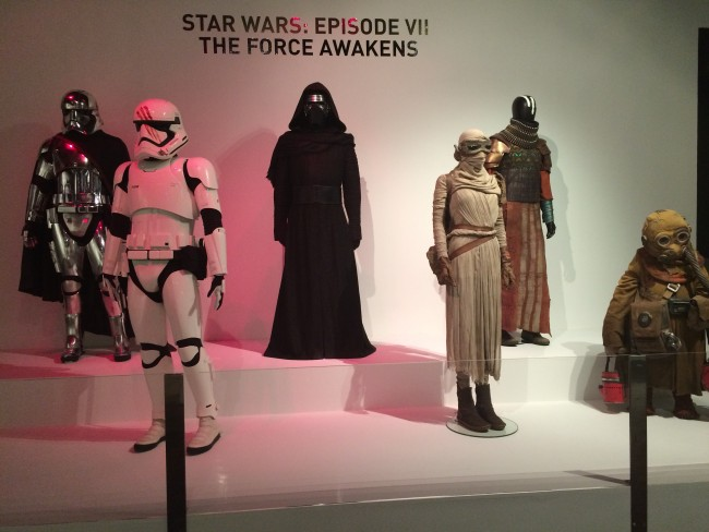 """Star Wars"" Costumes by Michael Kaplan (Hannah Brunelli /The Sundial)"