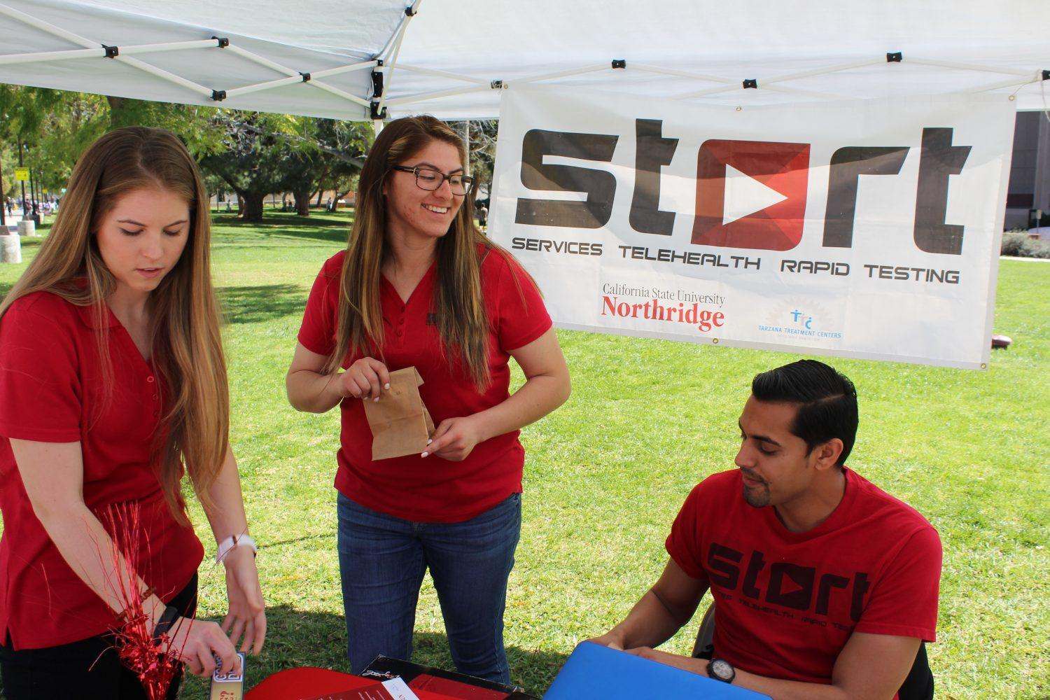 START program provides students with HIV testing