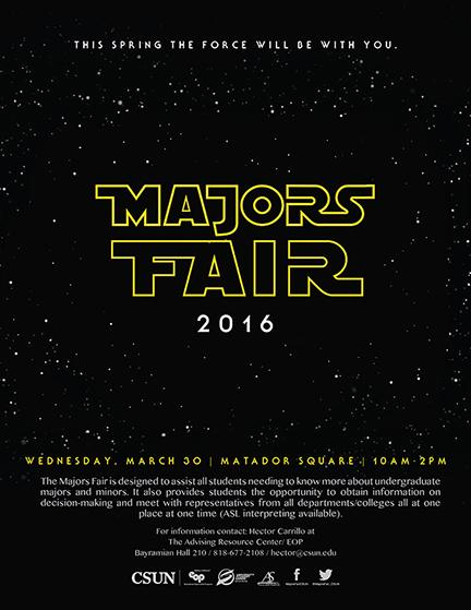 Students to explore career options at Majors Fair